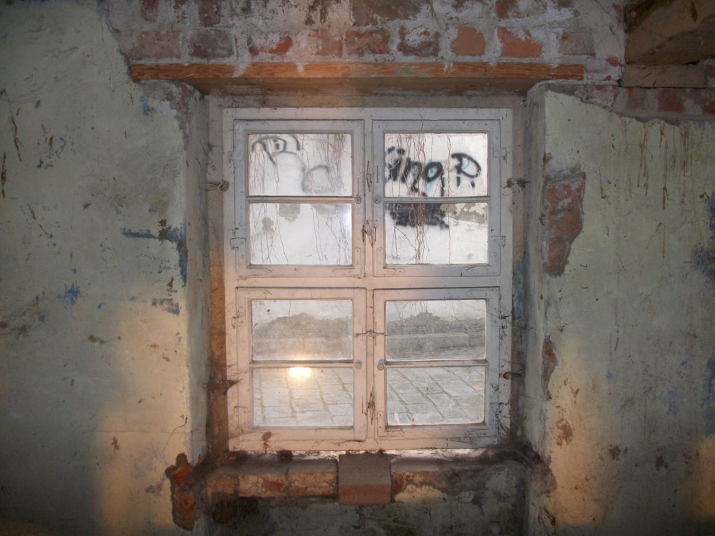 Fenster EG innen 2011