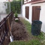 Vorgartenarbeiten