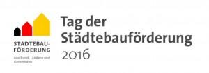 Tag der Städtebauförderung 2016 - Logo